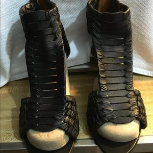 Givenchy Leather kitten heels Women's Shies